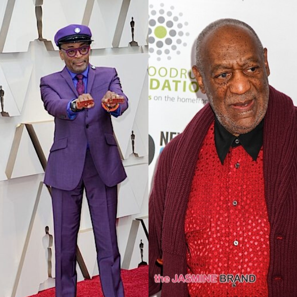 "Spike Lee Says Bill Cosby's ""Different World"" Jacked His ""School Daze"" Movie"
