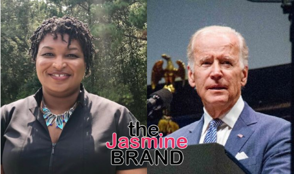 Stacey Abrams: I Would Be An Excellent Running Mate For Joe Biden