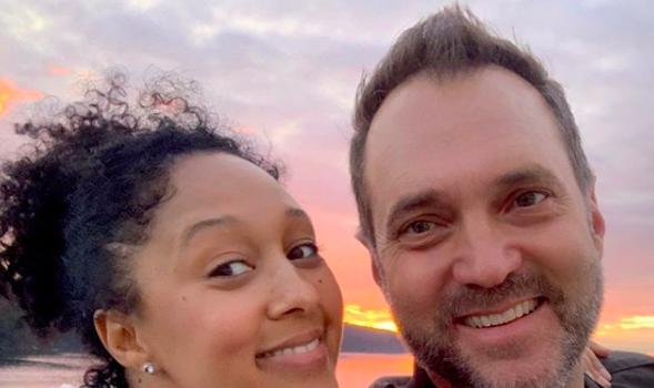 Tamera Mowry-Housley's Husband Faces Backlash For Tweeting 'Fake News' About AIDS & Coronavirus In South Africa