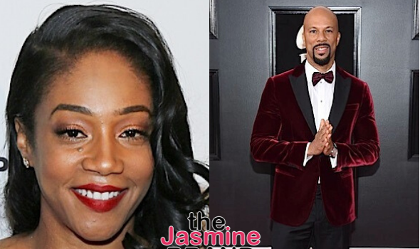Tiffany Haddish Confirms Relationship With Common: Yeah, We Been F*****g