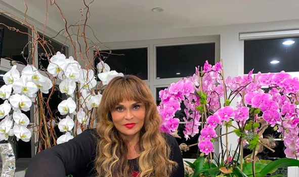 Tina Lawson Loses Best Friend To COVID-19, Pleads: Please Take This Seriously & Stay Home!