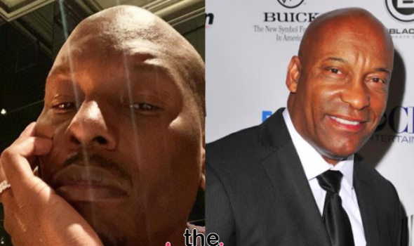 Tyrese Gets Emotional On The 1 Year Anniversary Of John Singleton's Passing, Shares Never Before Seen Footage (VIDEO)