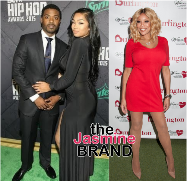 Wendy Williams Calls Out Ray J: You Haven't Been The Best Husband + Ray J Says He's Quarantined In A Hotel