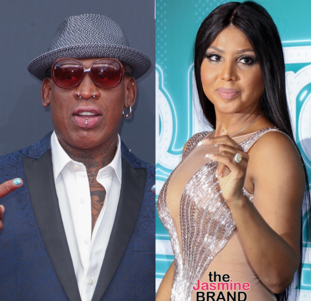 Toni Braxton Says Dennis Rodman Was 'Kinda Hot In The 90s', But They Never Dated