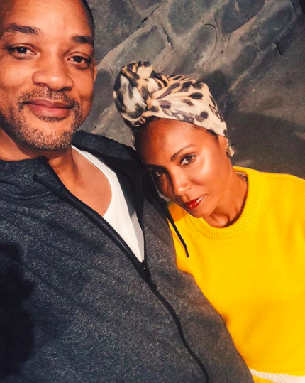 Jada Pinkett Smith On How She & Husband Will Are Handling Quarantine: I've Realized I Don't Know Him At All!