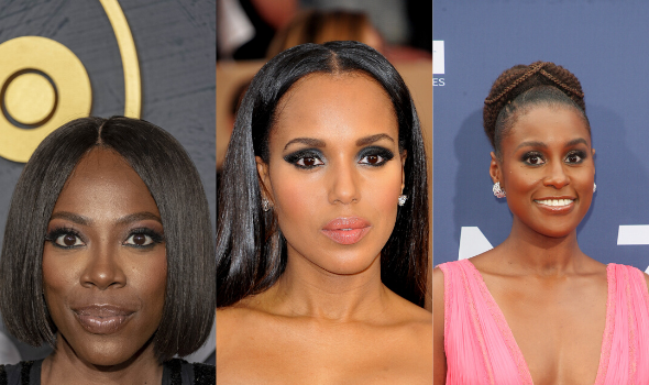 "Issa Rae & Yvonne Orji Say Kerry Washington Was ""Not Playing"" When She Directed An Episode of ""Insecure"" [VIDEO]"
