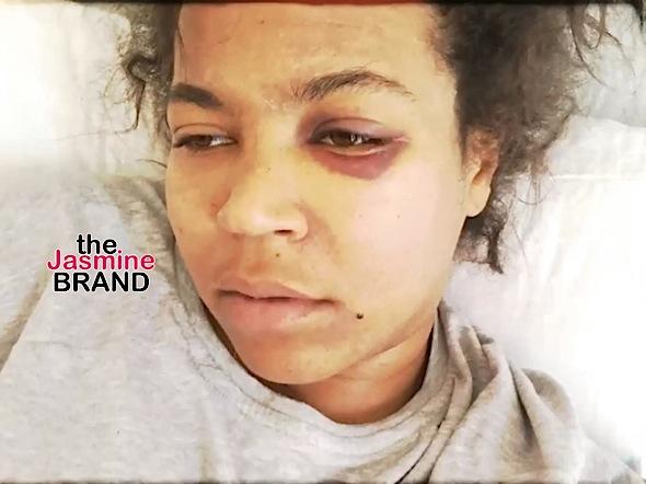 Ashanti's Sister Shares Terrifying Domestic Violence ...