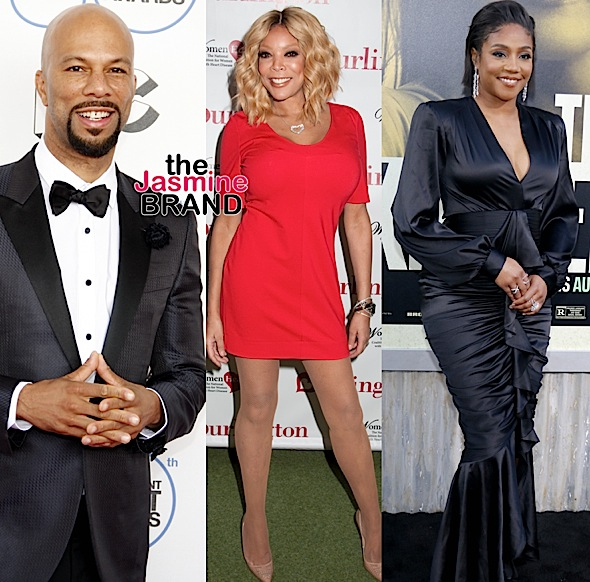 Wendy Williams Warns Tiffany Haddish About Dating Common: Don't Fall In Love, He Is NOT Good With Women [VIDEO]