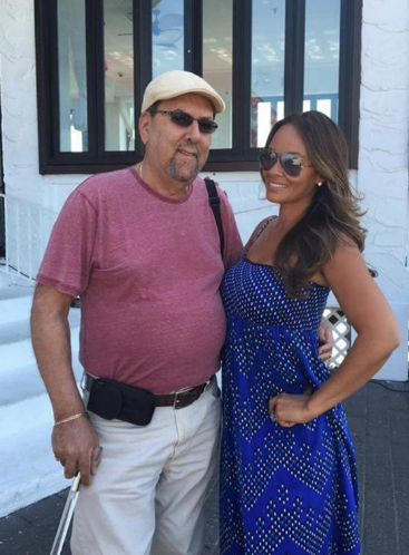 Evelyn Lozada: I Lost My Stepfather To COVID-19 [Condolences]