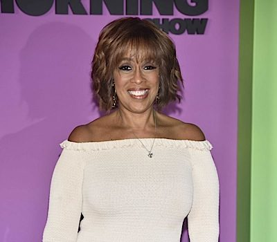 Gayle King On Being Single During Quarantine: It Feels Very Scary