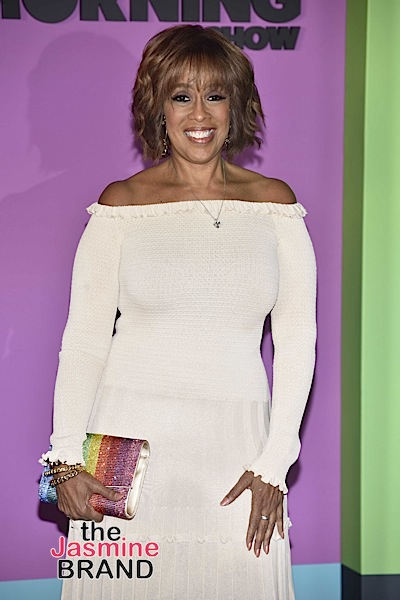 Gayle King Starts New Call-In Radio Show To Help Americans Cope With Loneliness Caused By Social-Distancing