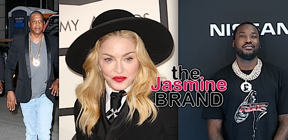 Madonna Joins Jay-Z & Meek Mill, Donates 100,00 Masks To Prisons Hit Hard By Pandemic