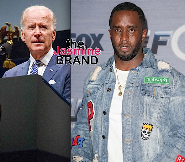 "Diddy Says Joe Biden Needs To Make His Plans Clear Or He Can't Get The Black Vote: ""I Will Hold The Vote Hostage If I Have To."""