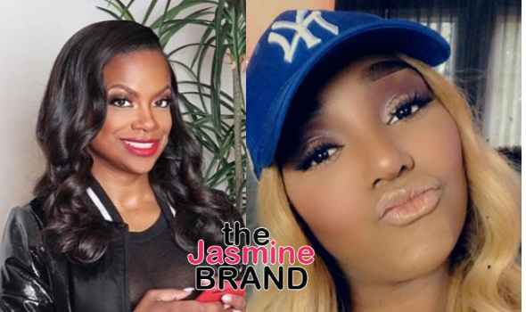 Kandi Burruss Details Awkward Encounter W/ Nene Leakes: I Saw Her At A Restaurant, She Didn't Recognize Me Because I Had A Mask On