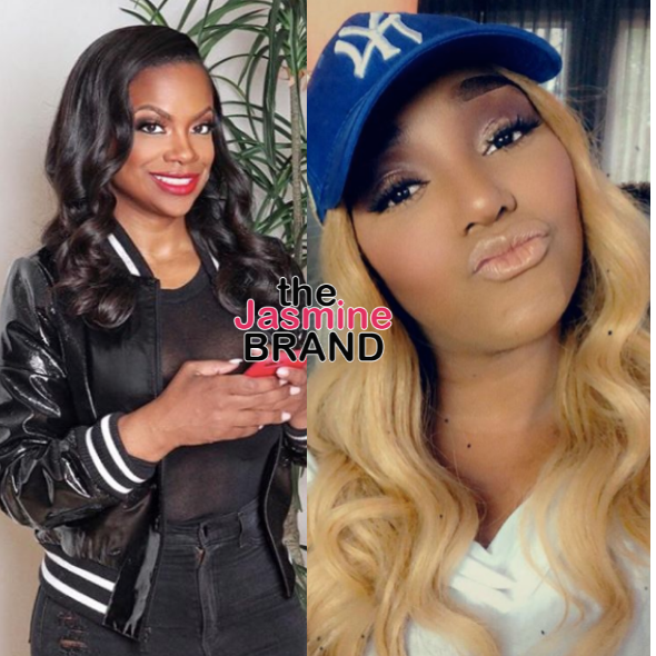 Kandi Burruss & Nene Leakes Argue On Social Media As Nene Tells Kandi: You Ain't Got NO Power To Stop Me!