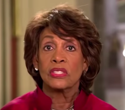 Rep. Maxine Waters: My Sister Is Dying Of Coronavirus!