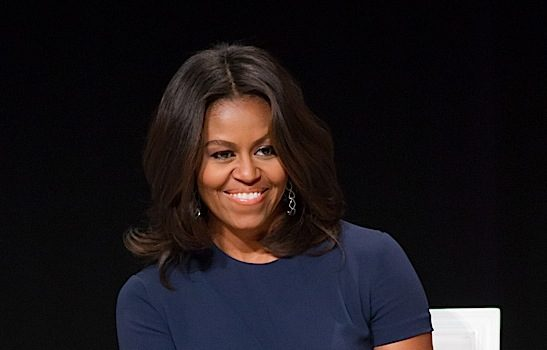 Michelle Obama Launches Relationship Podcast
