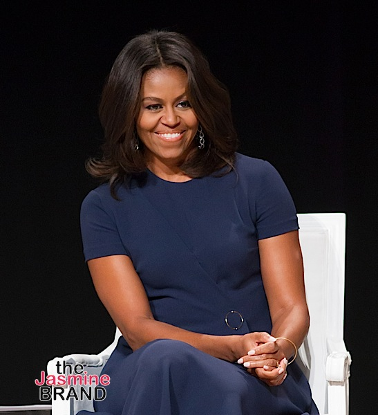 Michelle Obama Amidst National Crisis: Our Foundation Has Been Shaken