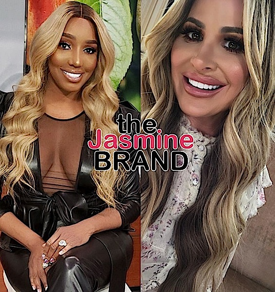 Kim Zolciak & NeNe Leakes Explain How They Became Friends Again [VIDEO]