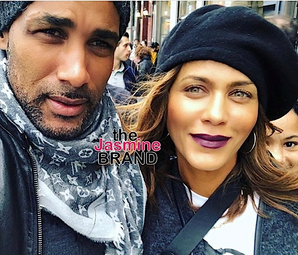 Boris Kodje Speaks Out, Addressing Interview Of Wife Nicole Ari Parker Saying She Wants More Attention From Him [Photo]