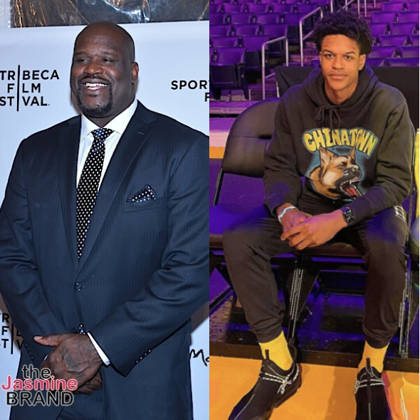 Shaq's Son Shareef O'Neal Leaves UCLA Basketball, Signs w/ Shaq's Alma Mater LSU