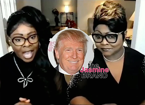 Trump-Supporting Sisters Diamond & Silk Allegedly Fired By FoxNews