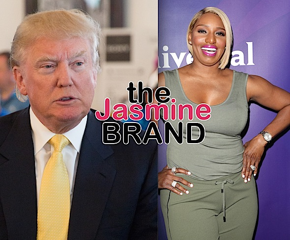 Nene Leakes Says She Was Followed By Donald Trump's Secret Service: I Was VERY Upset By That [VIDEO]