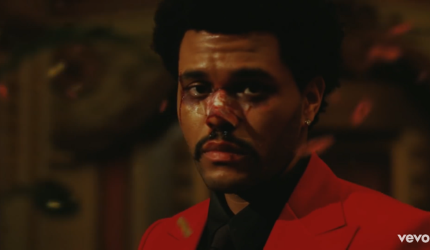 "The Weeknd Releases ""Until I Bleed Out"" Video"