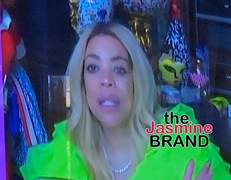 Wendy Williams – Viewers Accuse Her Of Relapsing After Erratic Behavior On Live Show [VIDEO]