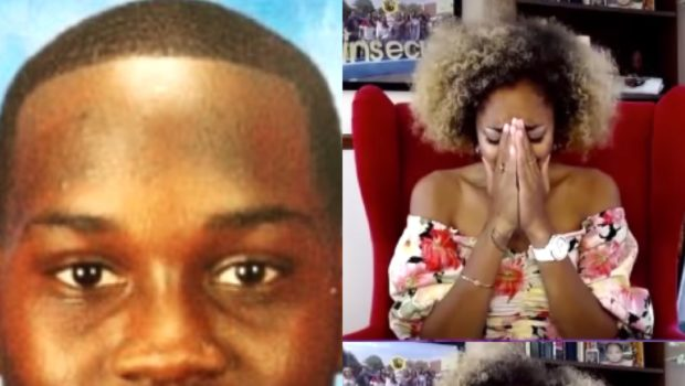 Amanda Seales Bursts In Tears During 'The Real' Taping After Watching Viral Footage Of Ahmaud Arbery's Murder