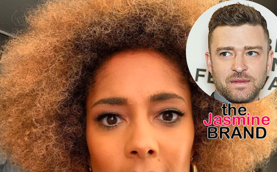 Amanda Seales Calls Out Justin Timberlake, White Celebs Who Disabled Comments On Ahmaud Arbery Posts