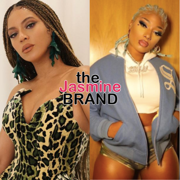 "Beyonce Sends Megan Thee Stallion Flowers After Their ""Savage"" Remix Lands #1 On Billboard's Hot 100"