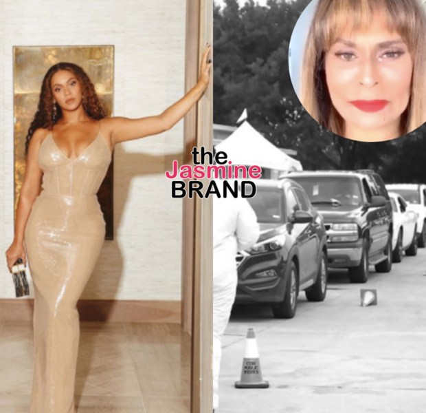 Beyonce Says 'Houston I Love Y'all' As Her Hometown Gets Tested For COVID-19 + Tina Lawson Gets Emotional
