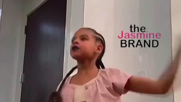 Blue Ivy's Personal Stylist Captures Her Dancing To Beyonce's Music [VIDEO]
