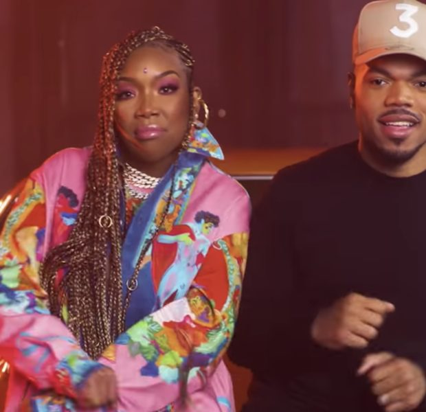 Brandy Releases The Official Video To 'Baby Mama' Featuring Chance The Rapper [WATCH]
