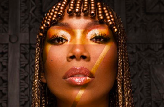 Brandy Drops Cover For Upcoming 'B7' Album