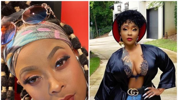 Da Brat Gushes Over Rumored Fiancée Jesseca Dupart: She Got It!