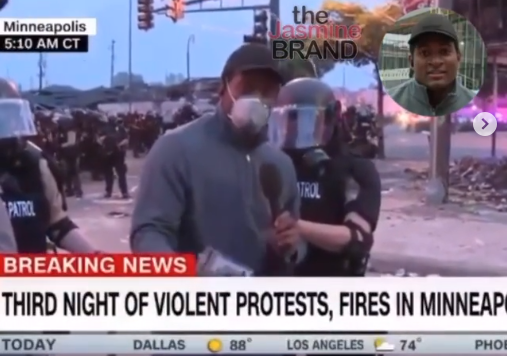 CNN Reporter Arrested Live On TV By Minnesota State Police [WATCH]