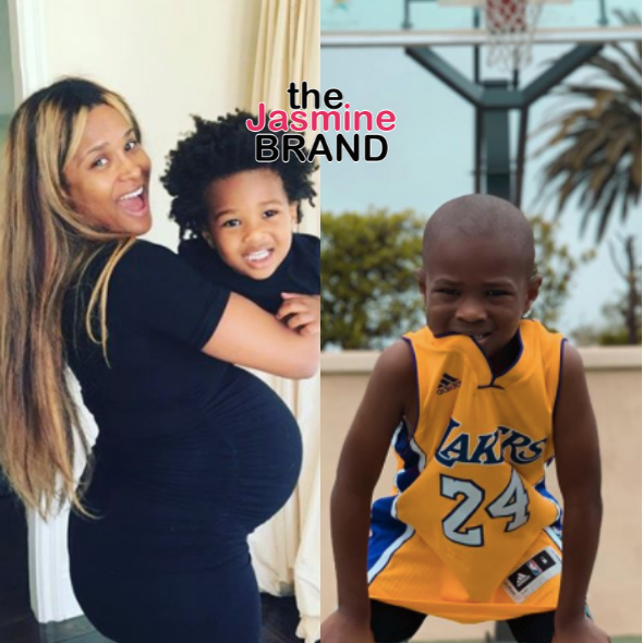 Ciara Debuts Son Future's 1st Haircut!