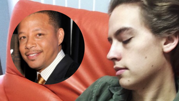 Terrence Howard – Twitter Claims Actor Cole Sprouse Is 'Empire' Star's 'Long Lost White Son' After New Photo Shoot