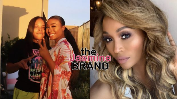 Cynthia Bailey Says One Of Her Proudest RHOA Moments Was Her Daughter Coming Out: We Have To Get To A Place Where All Lives Matter – Trans, Gay, Whatever