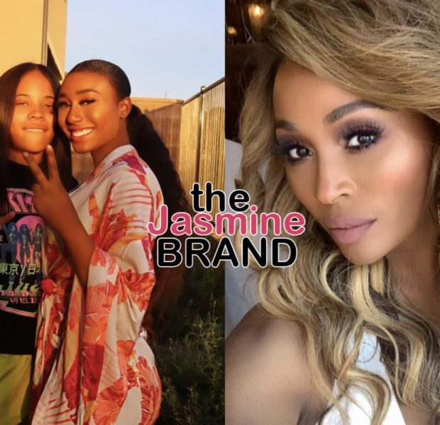 Cynthia Bailey On Her Daughter's Relationship With A Female: As A Mother, All You Want Is For Your Kids To Be Happy