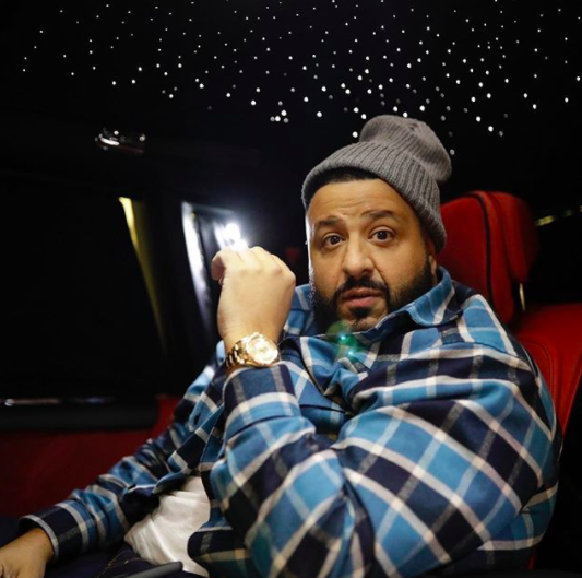 DJ Khaled Abruptly Stops Woman Twerking On His Instagram Live: Talk To Me Normal! [WATCH]