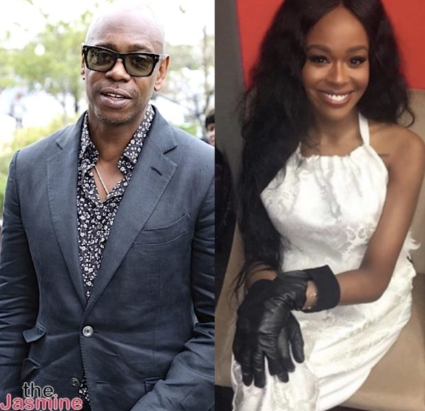 Azealia Banks: I Had An Affair W/ Dave Chappelle, I Would Do It Again!