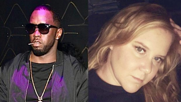 Diddy Faces Criticism For Inviting Amy Schumer To 'Emergency Family Meeting' About Police Brutality