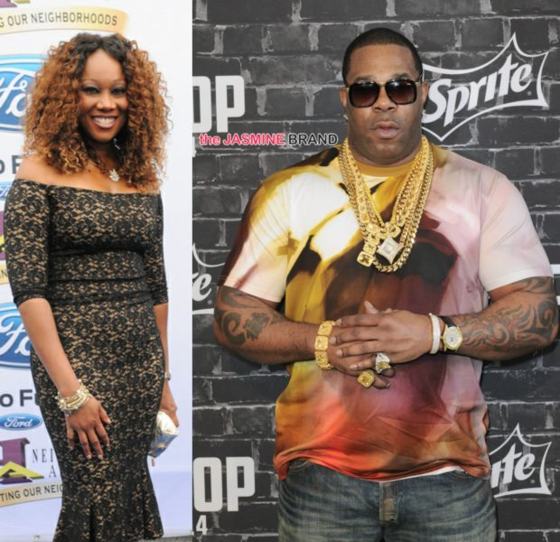 Gospel Artist Yolanda Adams Reveals Her 90s Crush Was Rapper Busta Rhymes!