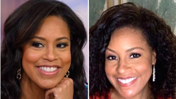 'TODAY' Host Sheinelle Jones Rocks Natural Curls And Fans Are Loving It