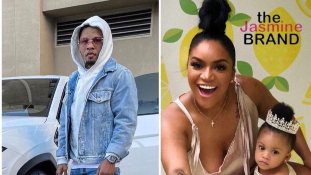Gervonta Davis' Baby Mama Dretta Talks Co-Parenting, Months After Child's Father Plead Guilty To Domestic Battery