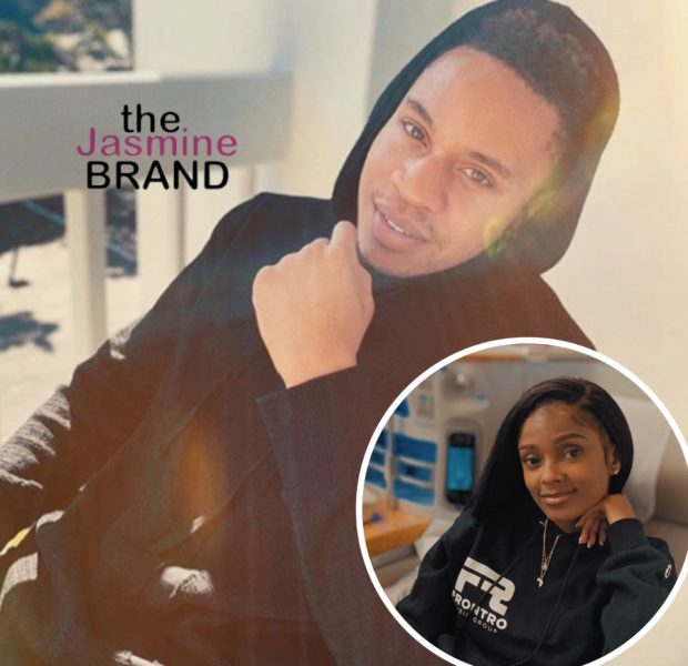 Rotimi Dotes Over Girlfriend: I Got The Baddest Chick In The Game Wearing My Chain