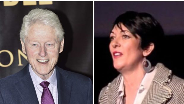 Bill Clinton's Team Shuts Down Claims Of Affair With Ghislaine Maxwell In New Book: It's A Total Lie
